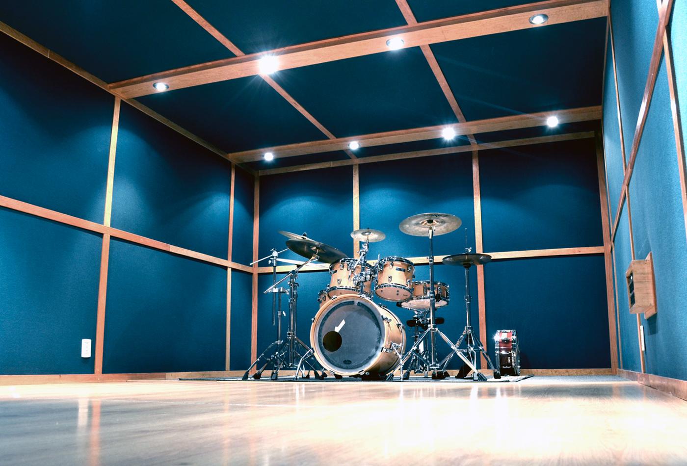 Recording Room - Estudio A